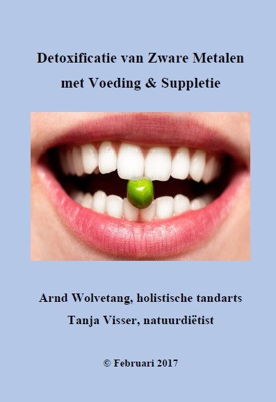 Syllabus Detoxificatie Zware Metalen met Voeding  & Suppletie