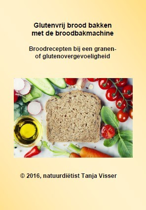 Digitale Brochure Glutenvrij brood bakken
